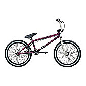 "Scorpion Defect 20"" Wheel Purple BMX Bike"