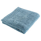 Tesco Egyptian Cotton Hand Towel, Marine