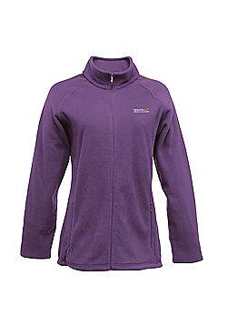 Regatta Ladies Cathie II Fleece Jacket - Purple