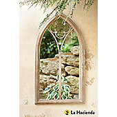 La Hacienda Outdoor Country Style Garden Mirror