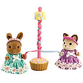 Sylvanian Families - Maypole and Dancers