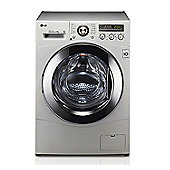F1681TD5 8kg Load 1600rpm Spin Speed 6 Motion DD Washing Machine in Silver.