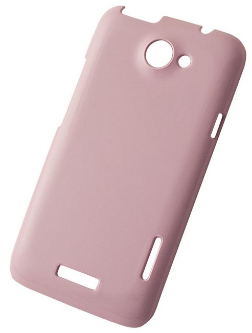 Tortoise™ Hard Case HTC One X Gloss Pink