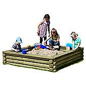 Wickey Sand Pit 180x180cm