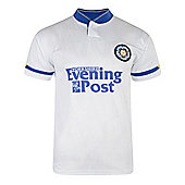 Leeds United 1992 Home Shirt White S