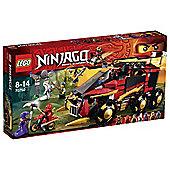 LEGO Ninjago Ninja DB X 70750