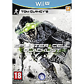 Splinter Cell Blacklist (WiiU)