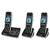 BT6500 Digital Cordless Telephone With Nuisance Call Blocking - Set of 3