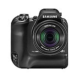Samsung WB2200F Smart Camera Black 16.3MP 60xZoom 3.0LCD FHD 20mm MicroSD WiFi