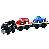 Plan City Car Carrier Train