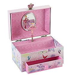 Fantasy Fairy Musical Children's Jewellery Box