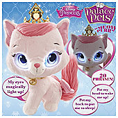 Disney Princess Palace Pets Bright Eyes Feature Soft Toy
