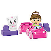 Mega Bloks First Builders Block Buddies Lil' Pet Pack