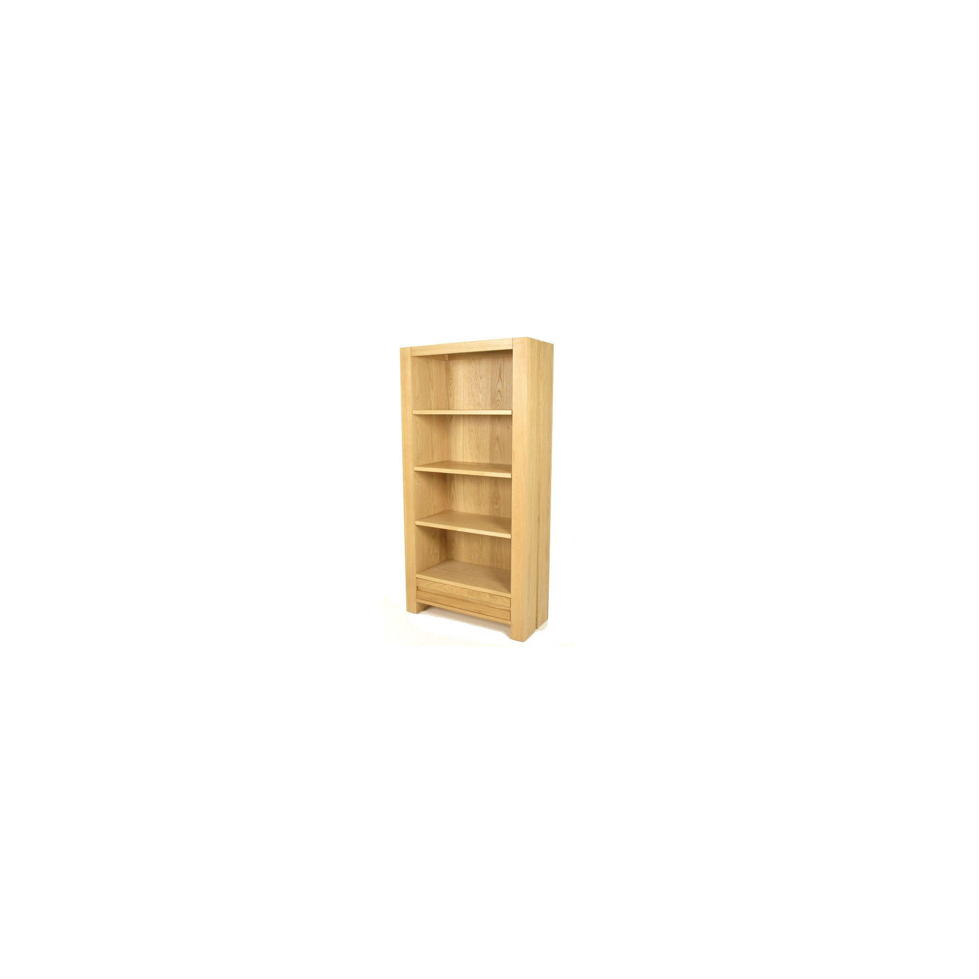 Elements Eton Oak High Bookcase at Tesco Direct
