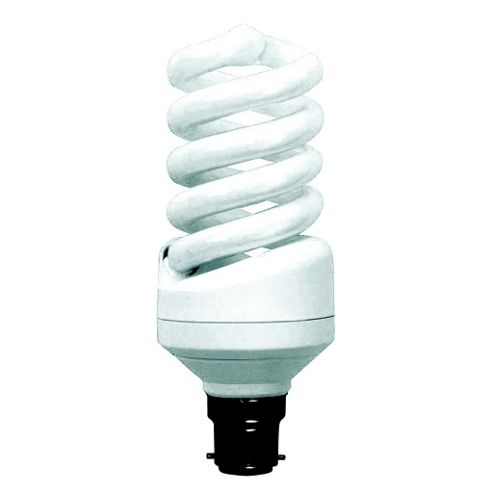 Eveready 15W BC Energy Saving Micro Spiral Soft Lite