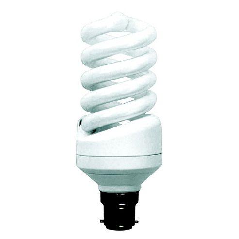 Eveready 15W BC Energy Saving Micro Spiral Soft Lite