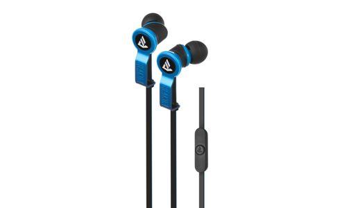Beacon Perseus In-Ear Earphones with Mic & Remote - Blue/Black