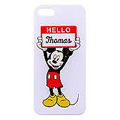 The one and Only Mickey Mouse Personalised iPhone 5/5s cover