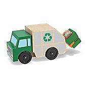 Melissa and Doug Rubbish Truck