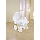 Leipold Sweety Nostagic Crib in White