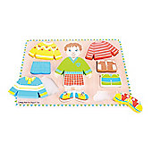 Bigjigs Toys BB056 Dressing Boy Puzzle