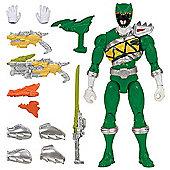 Power Rangers Dino Charge Armoured Green Ranger Figure
