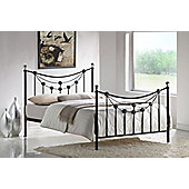 "Altruna Forse Bed Frame - Double (4' 6"")"