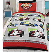 Motor Racing, Single Bedding