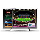 Panasonic TX-55AS650B 55 3D LED Smart TV with Freeview HD & Voice Assistant