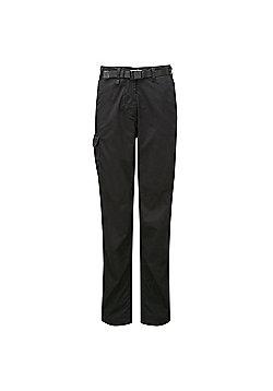 Craghoppers Ladies Kiwi Classic Walking Trousers - Black