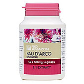 Pau dArco 500mg 5:1 Extract, 120