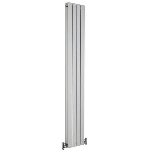 Premier Myrtle Vertical Radiator 1800mm High x 255mm Wide White