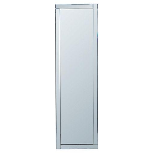 Bevelled Cheval Mirror 45x160cm