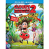 Cloudy With A Chance Of Meatballs 2 - 3D