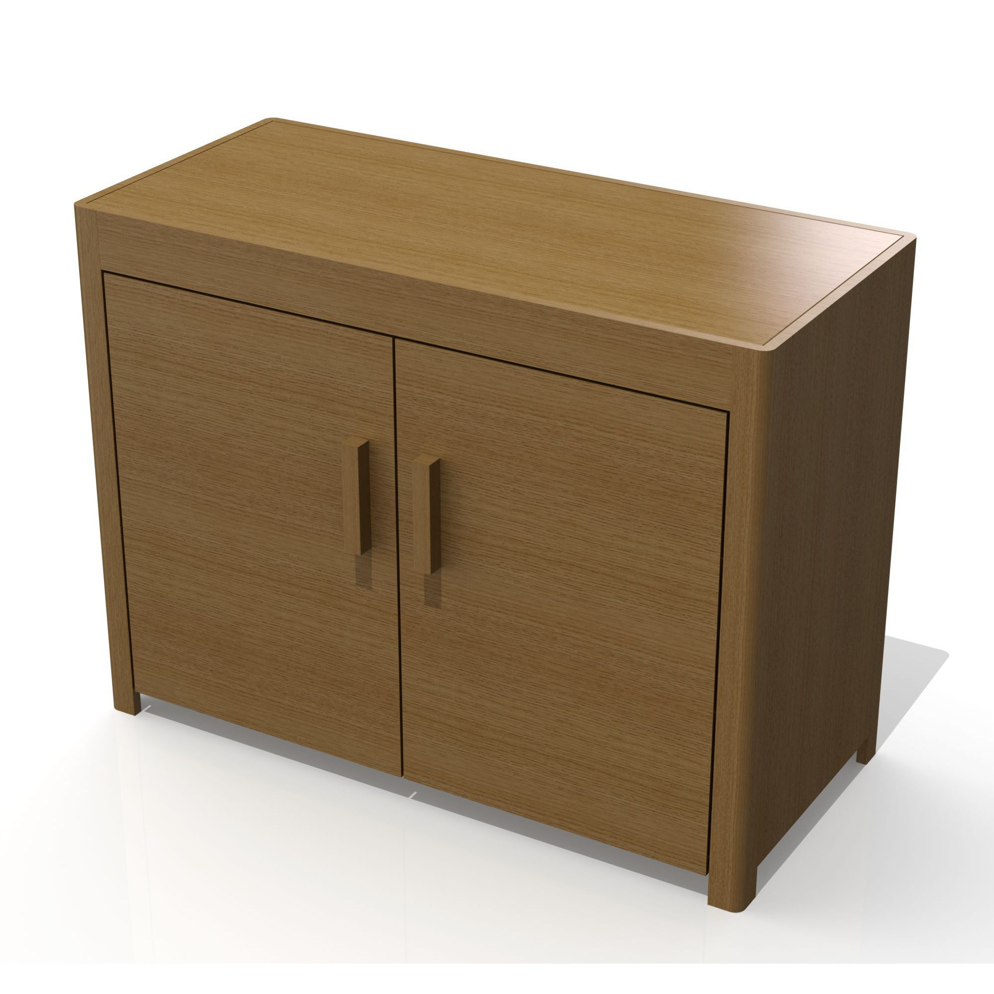 Ashcraft Banbury Sideboard - Oak at Tesco Direct