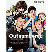 Outnumbered - Series 1-2 (DVD Boxset)
