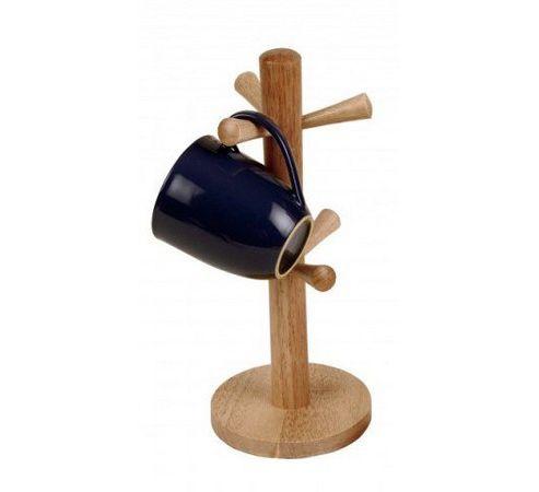 Wooden Mug Holder