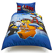 Lego Movie Single Duvet Set