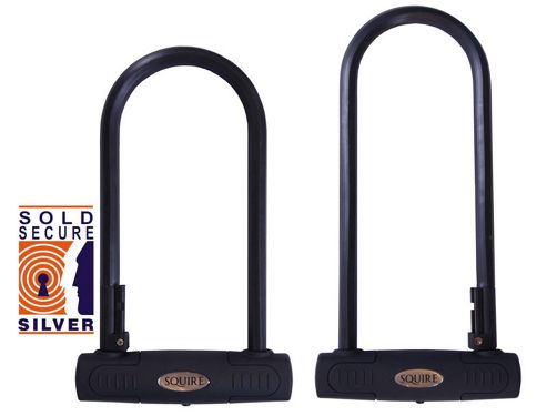 Squire Reef Shackle Lock - 230mm
