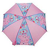 Peppa Pig 'Holiday' Nylon Umbrella