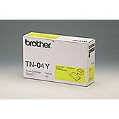 Brother TN-04Y toner cartridge - Yellow