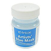 Artists' Blue Masking Fluid 60ml