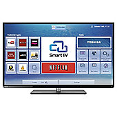 Toshiba 48L3451DB 48 Inch Smart WiFi Ready Full HD 1080p LED TV With Freeview HD