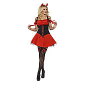 Wicked Devil - Adult Costume Size: 16-18