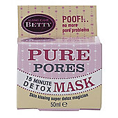 Along Came Betty Detox Mask Pure Pores 50Ml