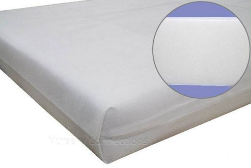 Kidtech Foam 95x65cm Travel Cot Mattress