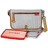 Skip Hop Soho Clutch Changing Bag - French Stripe