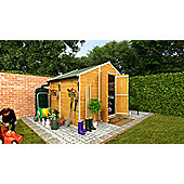 BillyOh 4000 7 x 10 Windowless Tongue & Groove Apex Shed