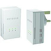 NETGEAR 200Mb Single Port Mini Powerline Bundle