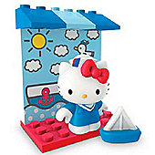 Hello Kitty Mega Bloks Sailor 10812